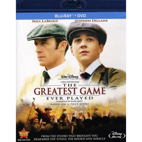 The Greatest Game Ever Played (Blu-ray + DVD) (Widescreen)