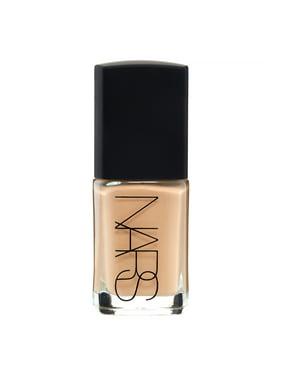 ($47 Value) NARS Sheer Glow Foundation, 1 Oz