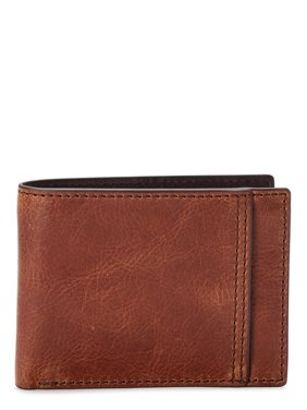RELIC By Fossil Sanger Leather Trifold Wallet
