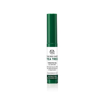 The Body Shop Tea Tree Blemish Gel
