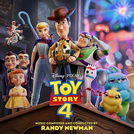 Toy Story 4 (CD)](Halloween 4 Soundtrack 01)