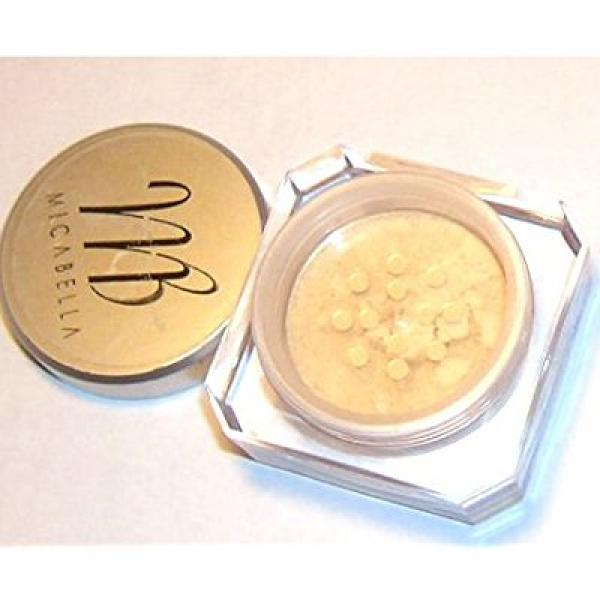 Mica Beauty Natural Mineral Makeup Foundation  Mf-1 Porcelain