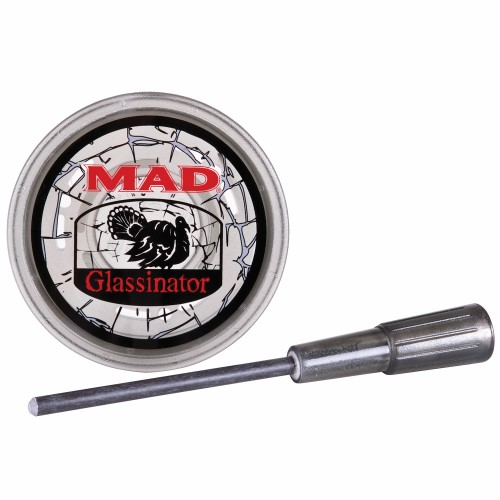 MAD® Glassinator Pot Call 2 pc Pack