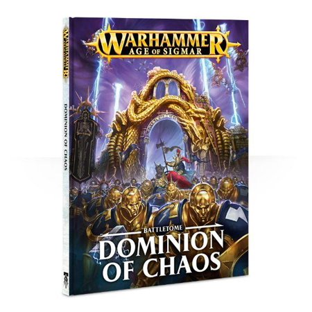 Battletome   Dominion Of Chaos New