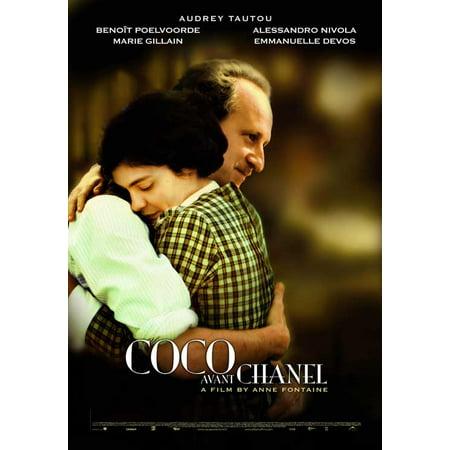 Coco Avant Chanel Poster Movie C  27X40