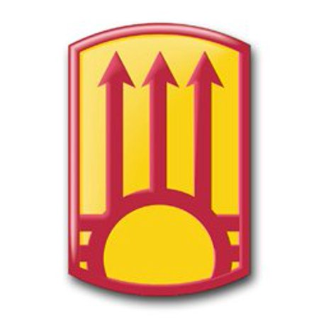 MAGNET United States Army 111th Air Defense Artillery Brigade New Mexico Patch Decal Magnetic Sticker 3.8