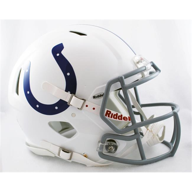 Victory Collectibles 3001637 Rfa Indianapolis Colts Full Size Authentic Speed Helmet