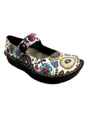 Savvy Jane Women's Nursing Shoe in Good Vibes