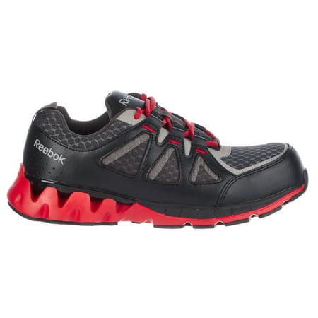 Reebok ZigKick Work Athletic Oxford Sneaker Shoe - - Reebok Mens Oxford