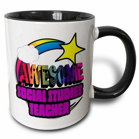 Teacher Stuff (Symple Stuff Mccree Shooting Star Rainbow Awesome Social Studies Teacher Coffee)
