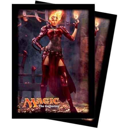 MtG Magic 2014 Chandra Card Sleeves [Vertical]