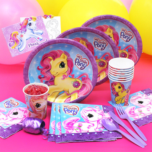 My Little Pony Party Pack for 8