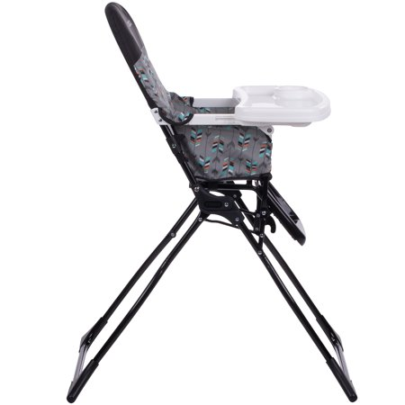 Best Cosco Simple Fold Full Size High Chair with Adjustable Tray, Etched Arrows deal