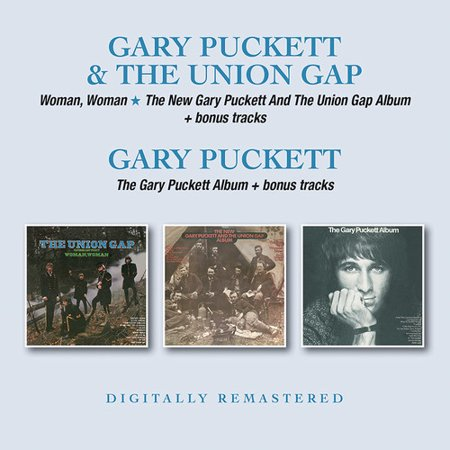Woman Woman / New Gary Puckett & The Union Gap Album / Gary PuckettAlbum