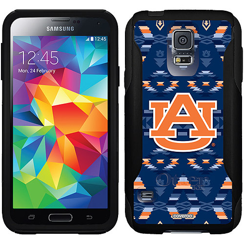 Auburn University Tribal Design on OtterBox Commuter Series Case for Samsung Galaxy S5