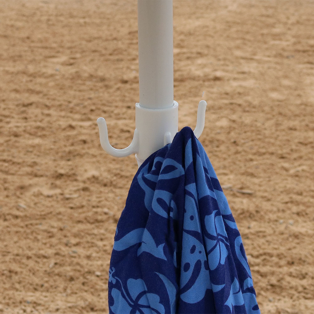 Sunnydaze Beach Umbrella Hanging Hook