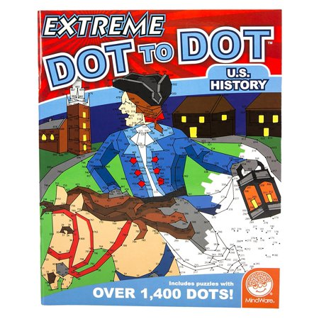Mindware Games (Extreme Dot to Dot: U.S. History Game By)