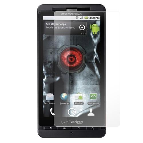 Seidio Motorola Droid X/X2 Ultimate Screen Guard (Crystal Clear) - 2 Pack