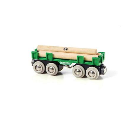 BRIO Lumber Wagon