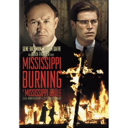 Mississippi Burning (DVD) (Burning Dvd Software)