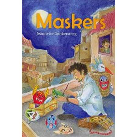 Maskers - eBook - Kinder Maskers Halloween