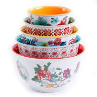 The Pioneer Woman Country Garden Nesting Mixing 10-Piece Bowl Set