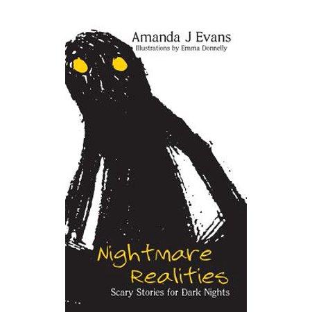 Nightmare Realities: Scary Stories for Dark Nights (Hardcover)