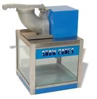 Snow Bank Snow Cone Machine