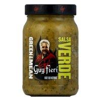 Guy Fieri Salsa verde, 16 OZ (Pack of 6)