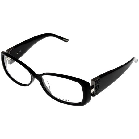 Givenchy Prescription Eyeglasses Frames Womens V620V 954V Dark Red Rectangular Size: Lens/ Bridge/ Temple: (Prescription Eyeglasses For Women)