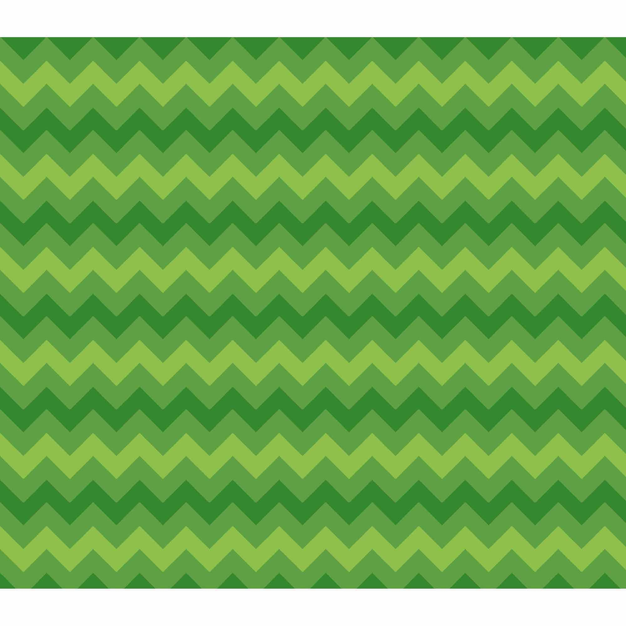 Springs Creative Cotton Blenders Tonal Chevron, Green, Fabric by the Yard
