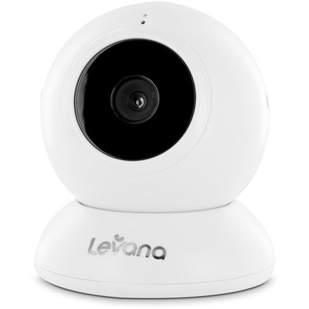 Levana Lila Digital Baby Video Monitor with Night Vision and Talk to Baby Intercom, 32000
