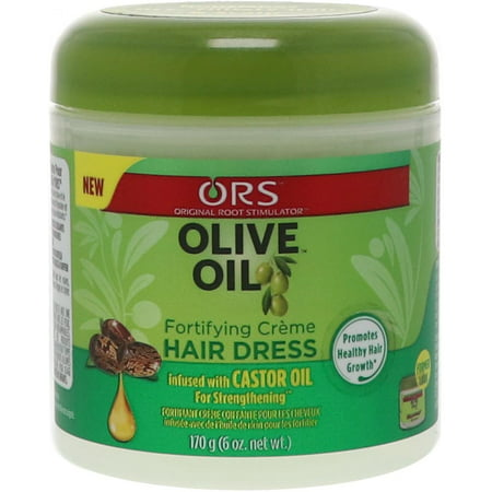 Olive Oil Hair Care - ORS Olive Oil Fortifying Creme Hair Dress 6 oz