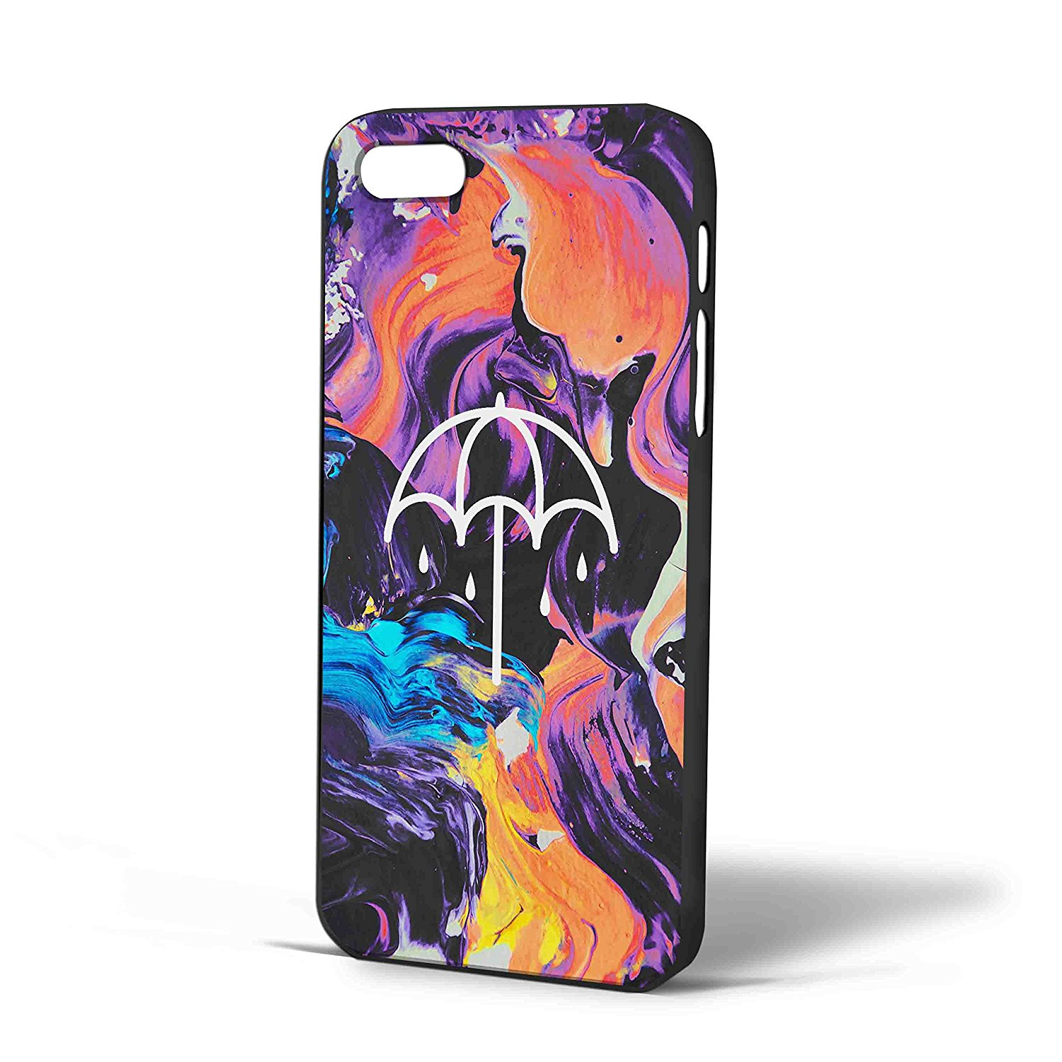 Ganma Bring Me to Horizon That's The Spirit Art Case For iPhone Case (Case For iPhone 6 plus White)