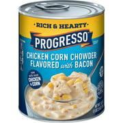 Progresso Rich and Hearty Chicken Corn Chowder, 18.5 oz