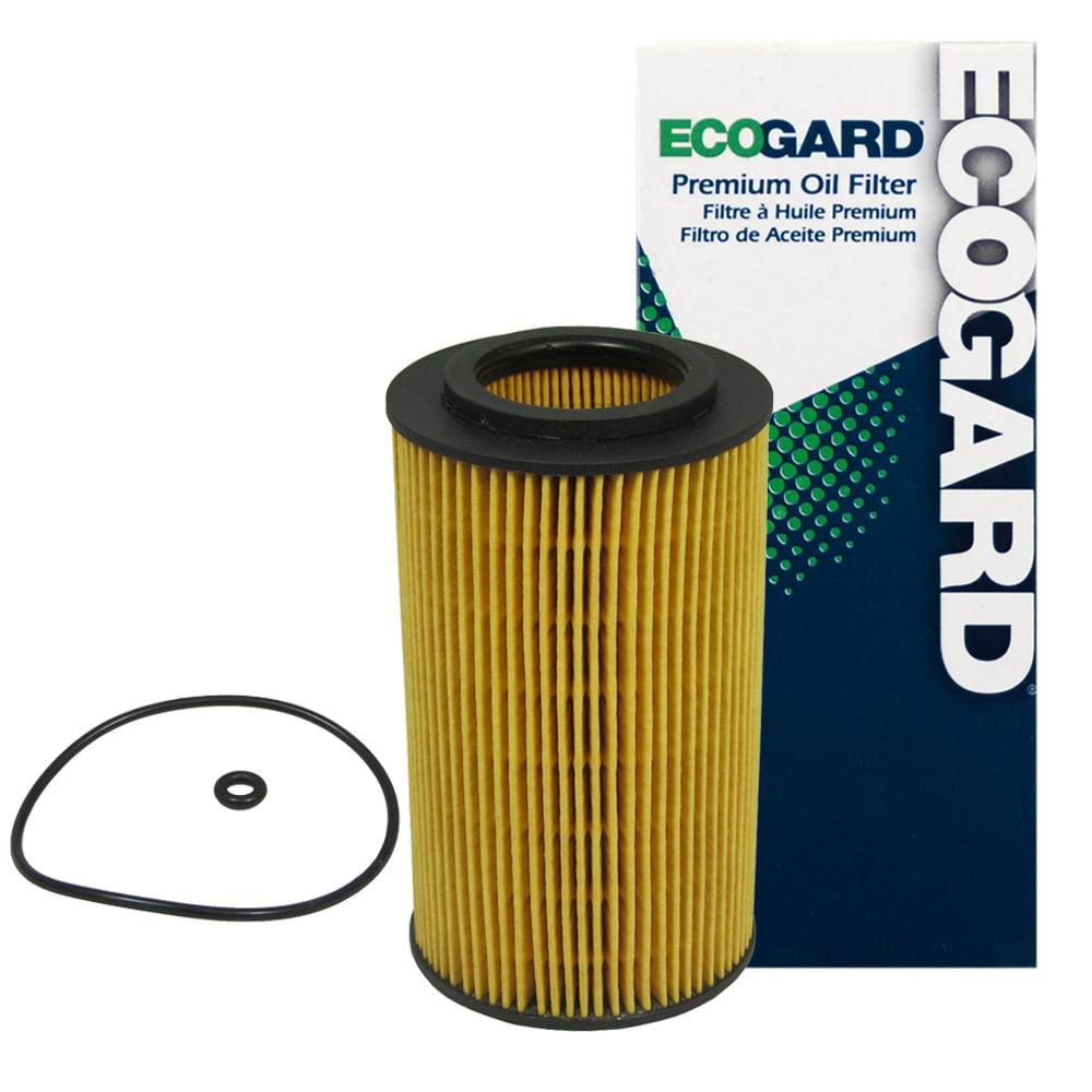 ECOGARD X5610 Premium Cartridge Engine Oil Filter For