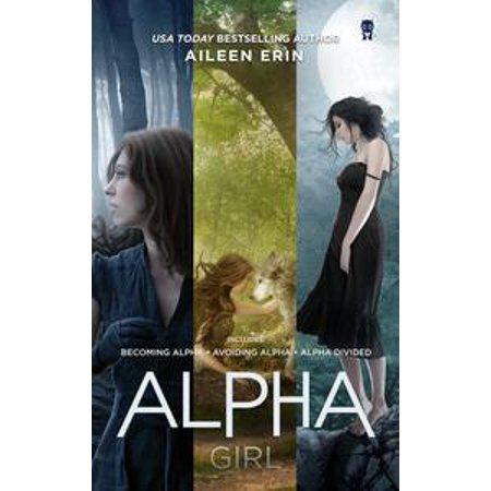 Alpha Girl Series Boxed Set - eBook