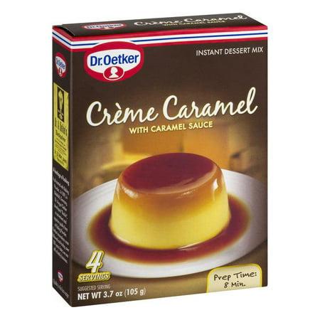 Oetker Creme (Creme Caramel - Flan Mix (Oetker) 105g )