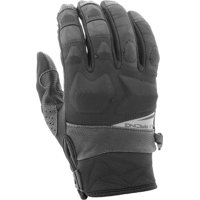 Fly Racing Black Boundry Gloves Size Youth Large 371-03006