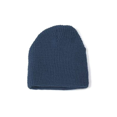 GI Watch Cap Cuffless Beanie - Navy Blue