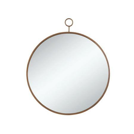 Coaster Company Transitional Circular Design Mirror, Gold 36
