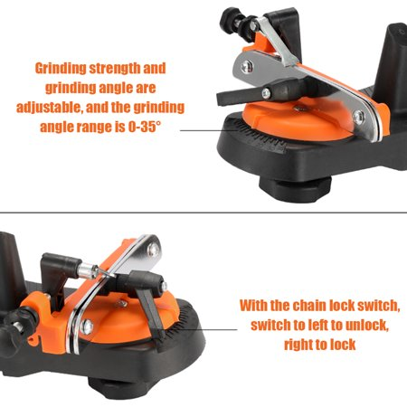 4800RPM 85W -230V Electric Chainsaw Chain Sharpener Grinder Grinding Machine Portable Garden Tools for Household and Industrial Use - image 5 of 7