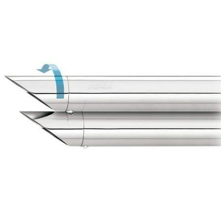 Slash Cut End Cap - SuperTrapp 250-7466 End Cap for Mean Mothers Exhaust System - Slash Cut