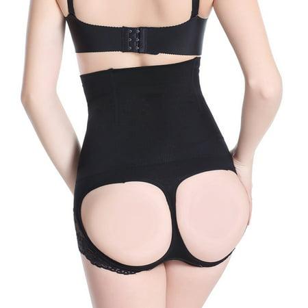 79eea21240 SAYFUT Womens Firm Control Shapewear Butt Lifter Seamless Shaping Hi-Waist  Boyshorts Tummy Waist Trainer ...