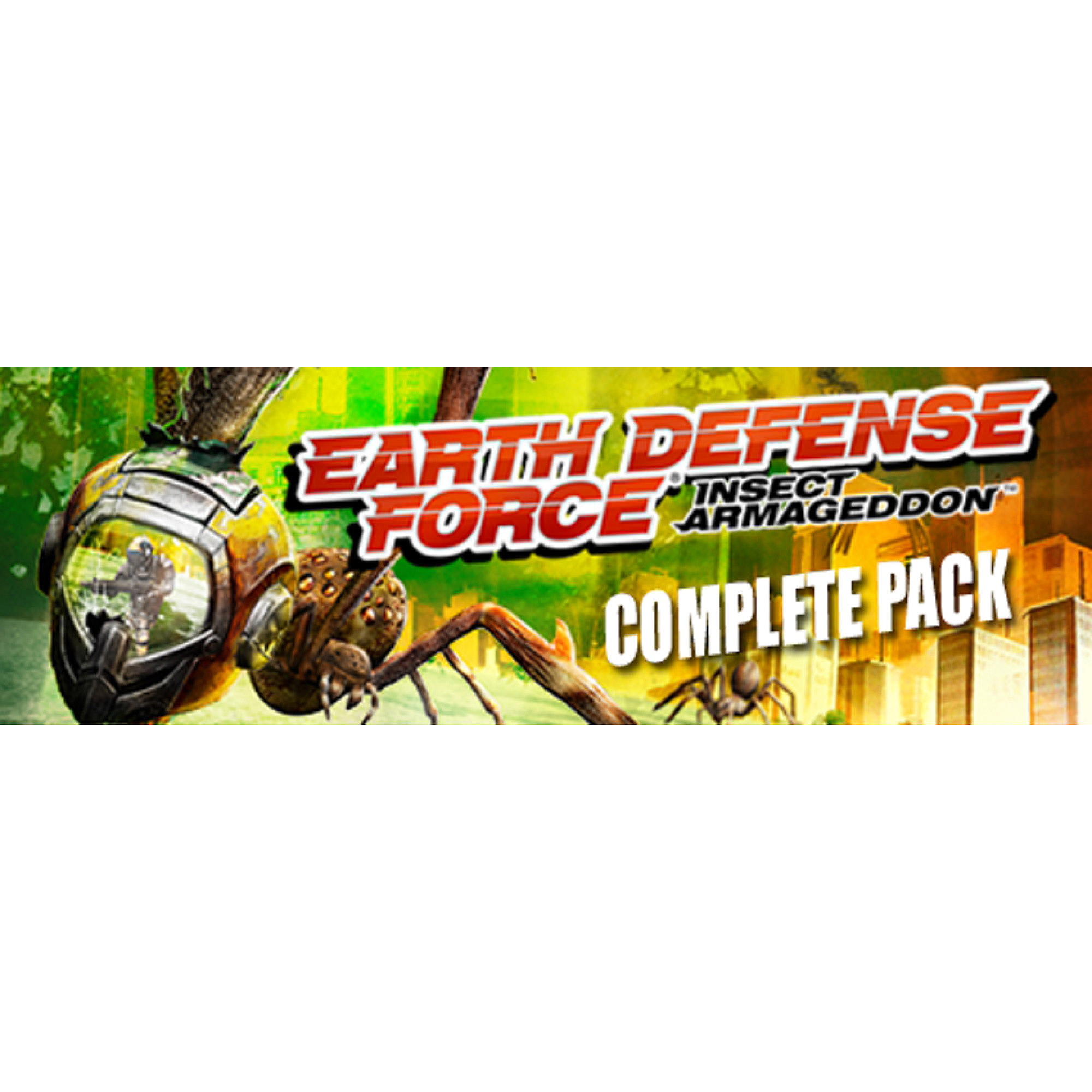 Earth Defense Force Bundle (Digital Code)