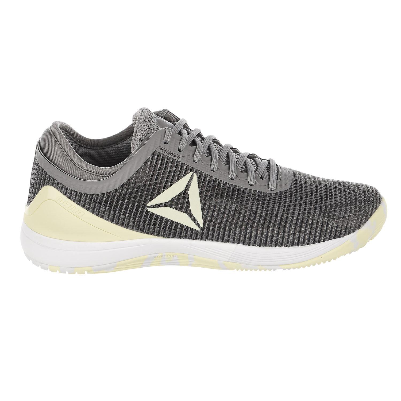 2d5c26a783f Reebok - Reebok Crossfit Nano 8.0 Flexweave Running Shoe - Alloy Black Solar  Yellow - Mens - 10.5 - Walmart.com