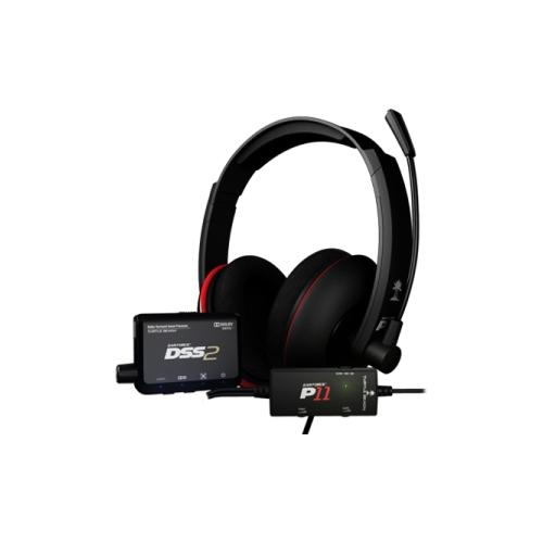 Turtle Beach TBS-2140-1 Ear Force DP11 Wired Dolby Surround Gaming Headset (PS3)