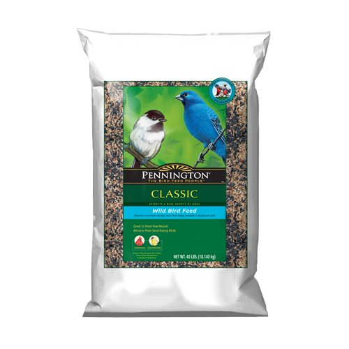 Pennington Classic Wild Bird Feed, 40 lbs