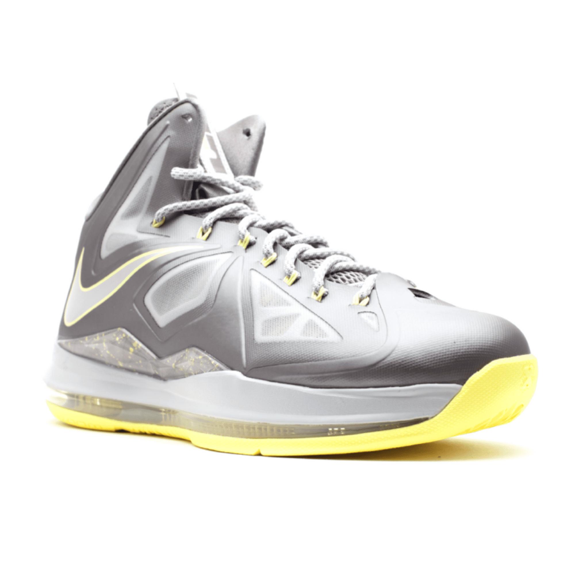 buy online c473a 215f5 Nike - Men - Lebron 10  Yellow Diamond  - 541100-007 - Size 11   Walmart  Canada