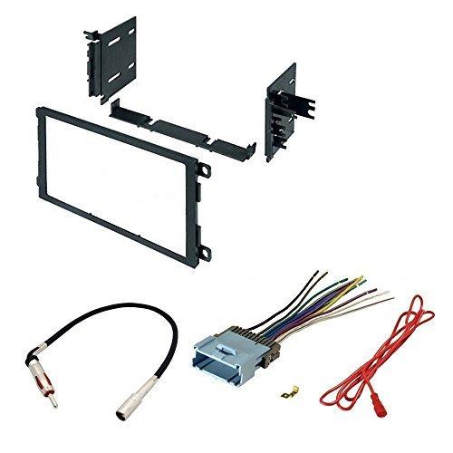 chevrolet 2003 - 2006 tahoe car radio stereo cd player dash install mounting kit harness